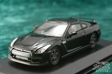 [KYOSHO ORIGINAL 1/64] NISSAN GT-R R35 (Black) KS07047A11