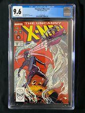 Uncanny X-Men #230 CGC 9.6 (1988)