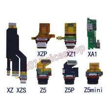 OEM USB Dock Charger Port Charging Flex For Sony Z5 Mini Z5P XZ XZS XA1 XZ XZP