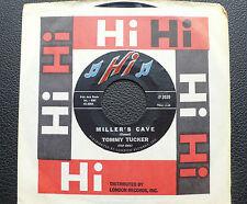 """7"""" Tommy Tucker - Miller's Cave - US Hi"""