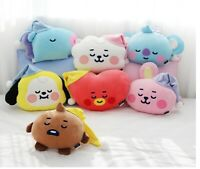 BTS BT21 Dream Face Cushion Official