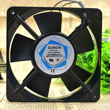 SUNON SP115A 1156HBT Cooling Fan AC 115V 0.17A 120mm x 120mm x 25mm