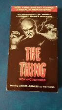 The Thing (VHS)