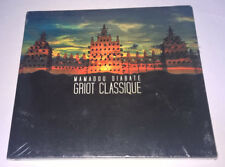 GRIOT CLASSIQUE Mamadou Diabate SEALED CD African 2014 Durham NC JRS 001