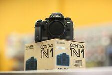 Contax N1 35mm Camera w/ D-10 Data Back