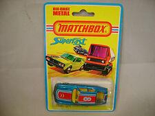1975 MATCHBOX LESNEY SUPERFAST STREAKERS #51 CITROEN SM MOC