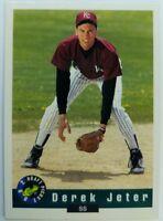 1992 92 Classic Draft Picks Derek Jeter Rookie RC #6, New York Yankees HOF !