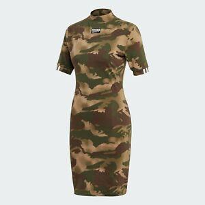 adidas originals camouflage womens dress ec0753