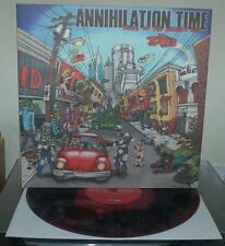 Annihilation Time - III Tales Of The Ancient Age - 2008 Dutch Red/Black Vinyl LP