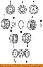 GM OEM Wheels-Wheel Cover 22530797