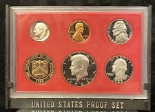 1982-S Proof Set United States Mint