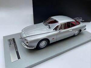 ALFA ROMEO 2600 SZ model road car 1965 /67 silver 70 only 1:18 Tecnomodel 18-13D