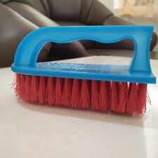 Cute Plastic� Brush Specially For Cleaning Kitchen Items & Other Furniture