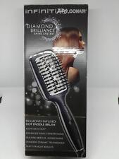 Conair Infiniti Pro Diamond-Infused Ceramic Smoothing Hot Brush Straightening