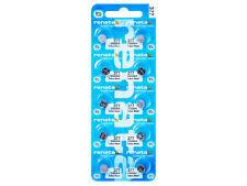 10 x Renata 377 Pile Batterie Blister Mercury Free Silver Oxide SR626SW 1.55V
