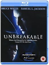 Unbreakable [Blu-ray]