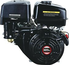 """Loncin G390F-P Engine with 1"""" Shaft - Replaces Honda GX390"""