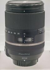 Tamron 16-300mm F3.5-6.3 Di II VC Nikon AF-S Camera Zoom Lens