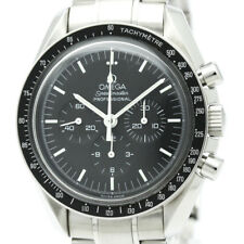 Polished OMEGA Speedmaster Professional Sapphire Back Watch 3572.50 BF322245