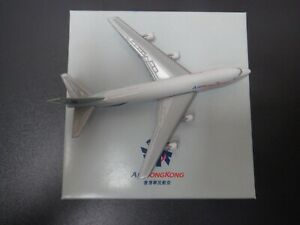 Air Hong Kong 1:500 Boeing 747 B-HME with stand EXC #852
