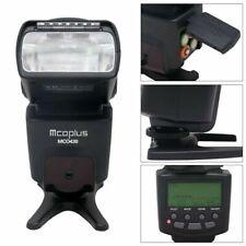 Mcoplus MCO-430 GN36 e-TTL Flash Speedlite as Canon 430EX II for EOS 5D 6D 90D R