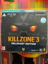 Killzone 3 Helghast Collector Edition PS3 PAL ITA NUOVO sigillato!!!