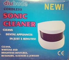 Diubude Cordless Sonic Cleaner