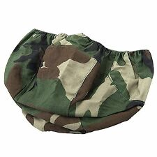 COPRIELMETTO MILITARE VEGETATO ELASTICIZZATO MIMETICTIO SOFT AIR ROYAL JM-008W