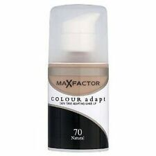 Maquillage naturel Max Factor pour le teint