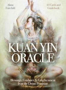 Kuan Yin Oracle Cards by Alana Fairchild and Zeng Hao 9780987204189