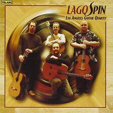 Los Angeles Guitar Quartet - Spin [CD]
