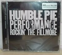HUMBLE PIE - PERFORMANCE ROCKIN' THE FILLMORE - MUSIC ON CD - CD