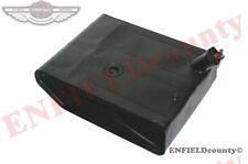 BLACK STEEL FUEL GAS TANK WITH LOCK CAP WILLYS 46-64 CJ-2A CJ-3B FORD JEEP