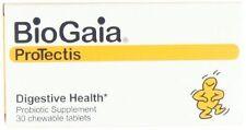 BioGaia ProTectis Digestive Health Probiotic 30 Chewable Tablets BNIB