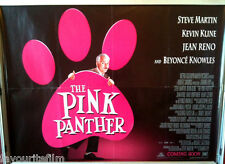 Cinema Poster: PINK PANTHER, THE 2006 (Advance Quad) Steve Martin Beyoncé