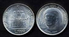 San Marino 1000 Lire AG 1977 Brunelleschi FDC (UNC)