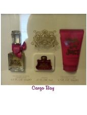 Viva La Juicy Boxed Gift Set Perfume Lotion & Mini Parfum Spray