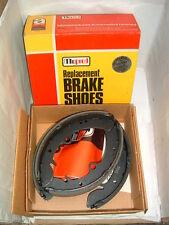 BRAKE SHOES VW GOLF MK 1 FRONT 166