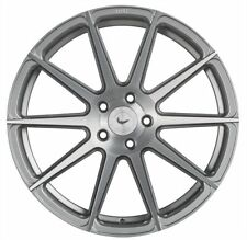 BARRACUDA PROJECT 2.0 silver brushed Felge 9x20 - 20 Zoll 5x108 Lochkreis