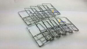 *10 middle metal bezel frame bracket housing for ipod 5th gen video 30gb 60gb