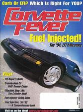 Corvette Fever Magazine Mar 2003 CARB or EFI Which is Right for You Issue