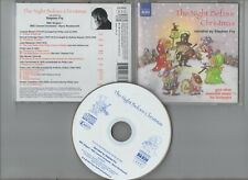 THE NIGHT BEFORE CHRISTMAS ~NARRATED BY STEPHEN FRY~ (CD) ***FREE P&P***