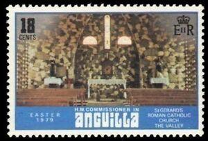 ANGUILLA 345 (SG353) - St. Gerard's Catholic Church (pf19837)