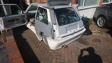 Renault 5 Gt turbo unfinished project
