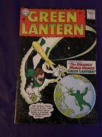 Green Lantern #24 Oct 1963 FIRST APPEARANCE AND ORIGIN OF SHARK