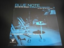 Music Matters Jazz Blue Note 45 rpm vinyl LP promotional booklet/pamphlet