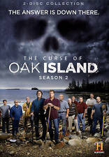 The Curse of Oak Island: Season 2 (DVD, 2015, 2-Disc Set)