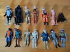 Huge 1977 Star Wars Figure Lot With Accessories
