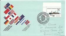 1986 Project Blizzard Special Mawson Postmark Cape Denison AAT 8th January 1986