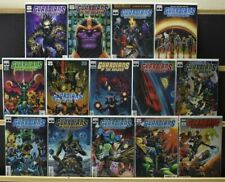 GUARDIANS OF THE GALAXY SET 1-12 & ANNUAL MARVEL COMCIS 2019-2020 DONNY CATES